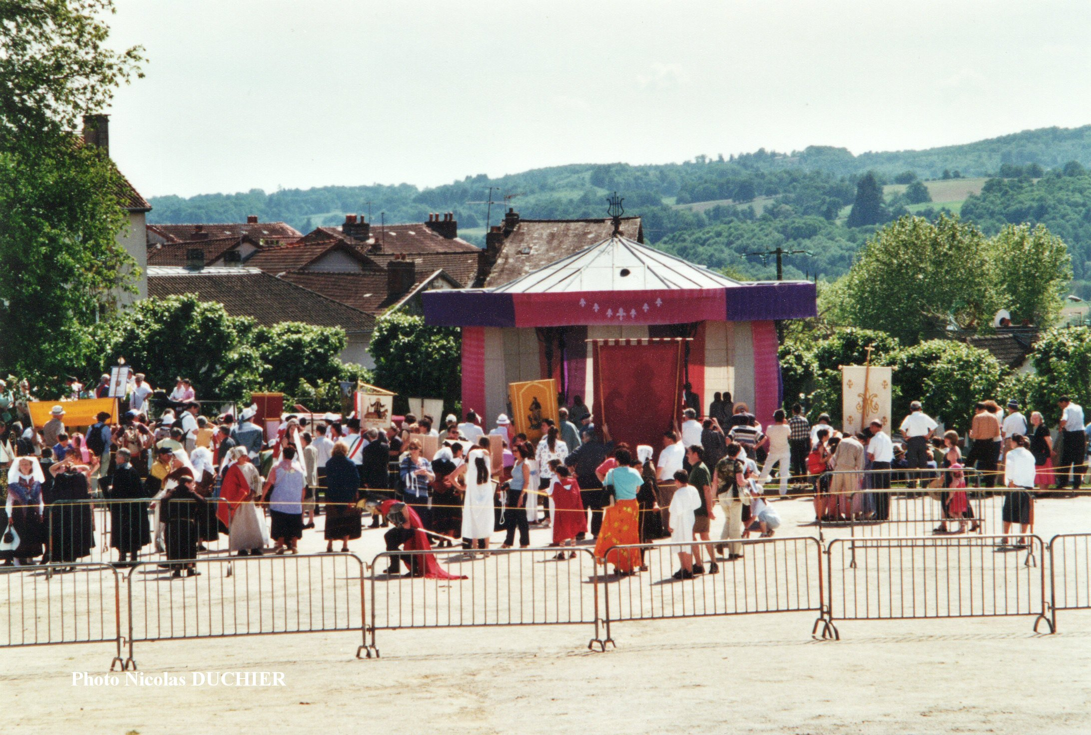 Photos des pr c dentes ostensions - Office de tourisme saint leonard de noblat ...